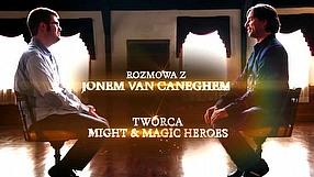 Might & Magic: Heroes VII The Man Behind Heroes (PL)