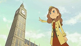 Layton's Mystery Journey: Katrielle and the Millionaires' Conspiracy zwiastun #1