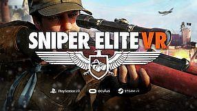 Sniper Elite VR zwiastun rozgrywki #1