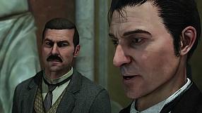 Sherlock Holmes: Zbrodnia i kara gameplay - sztuka przesłuchań