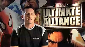 Marvel: Ultimate Alliance zwiastun na premierę PS3