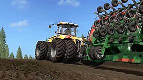 Farming Simulator 17 zwiastun rozgrywki - Od siewu do zbiorów