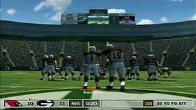 Madden NFL 07 Sterowanie na Wii