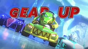 Team Sonic Racing Team Up