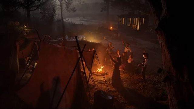Red Dead Redemption 2 PC version launch trailer