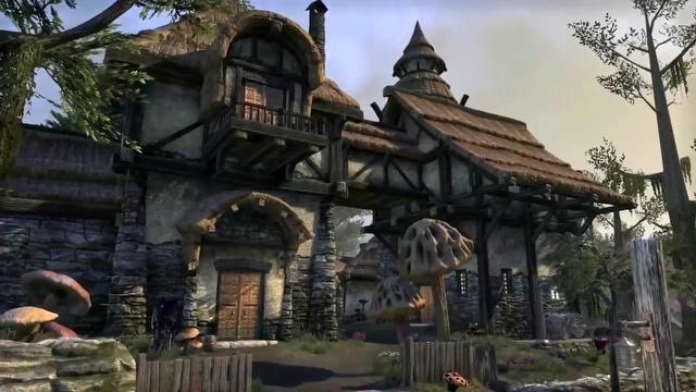 The Elder Scrolls Online: Tamriel Unlimited - Morrowind Return to Morrowind
