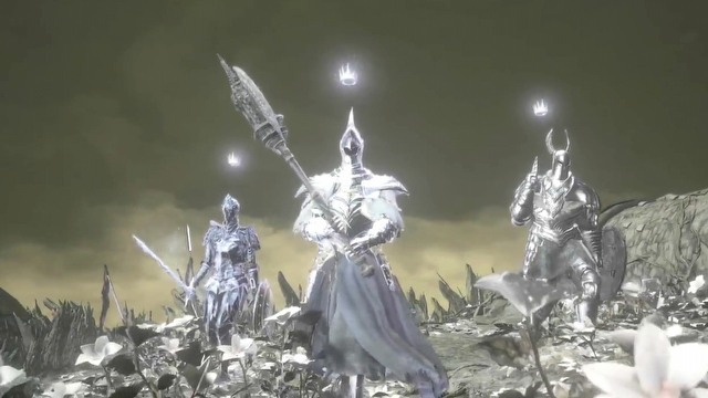 Dark Souls III: Ashes of Ariandel Choose your allegiance - PVP trailer
