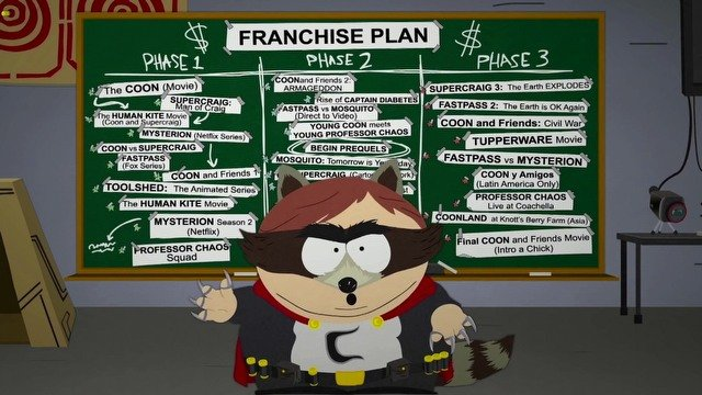 South Park: The Fractured But Whole behind the scenes with Matt and Trey