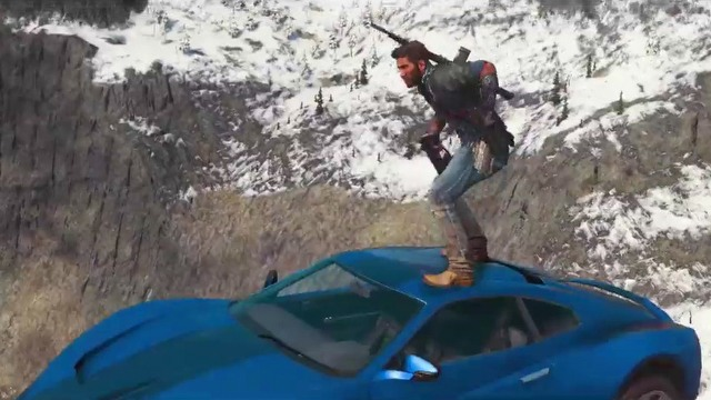 Just Cause 3 launch trailer