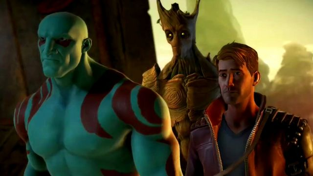 Marvel's Guardians of the Galaxy: The Telltale Series launch trailer - episode one