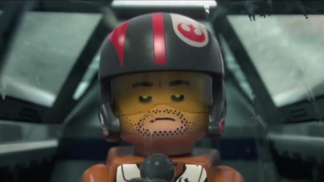 LEGO Star Wars: The Force Awakens trailer