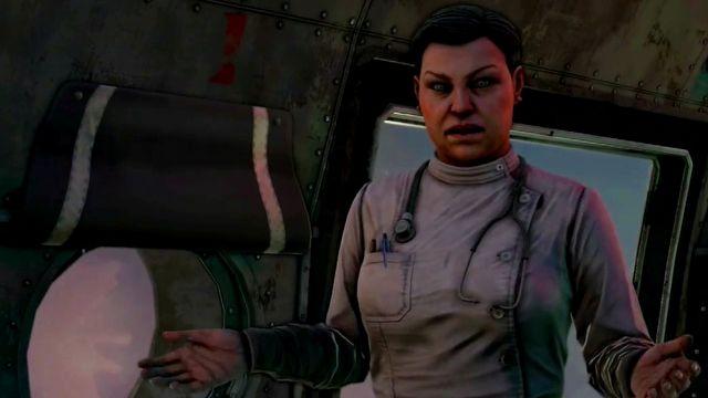 Syberia 3 launch trailer