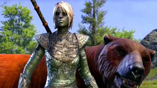The Elder Scrolls Online: Tamriel Unlimited - Morrowind Warden