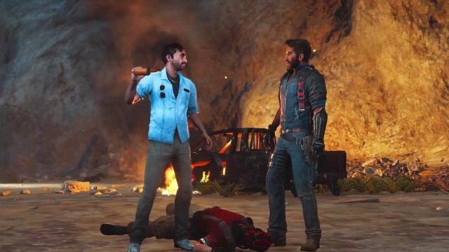 Just Cause 3 first hour of gameplay