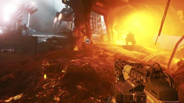Call of Duty: Infinite Warfare Black Sky