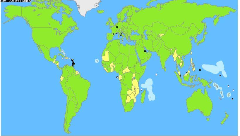 Potrafisz Nazwac Wszystkie 196 Panstw 15 10 2012 Forum