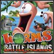 game Worms: Battle Islands