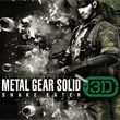 game Metal Gear Solid 3D: Snake Eater