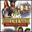 game The Sims: Średniowiecze - Piraci i Bogaci