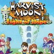 game Harvest Moon: Light of Hope