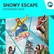 game The Sims 4: Śnieżna eskapada