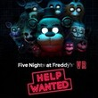 game Five Nights at Freddy's VR: Help Wanted