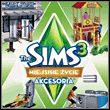 game The Sims 3: Miejskie Życie - akcesoria