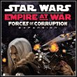 game Star Wars: Empire at War - Forces of Corruption