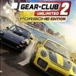 game Gear.Club Unlimited 2: Porsche Edition