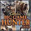 game Cabela's Big Game Hunter 2010