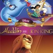 game Disney Classic Games: Aladdin and The Lion King