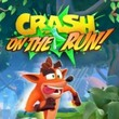 game Crash Bandicoot: On the Run!