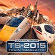 game Symulator pociągu 2015