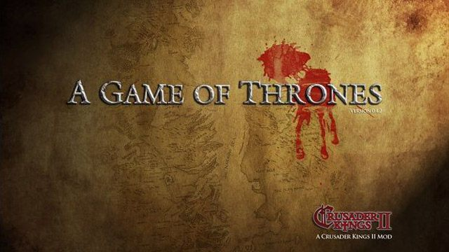 Crusader Kings II Game Mods and Addons A Game of Thrones v.1.3.1