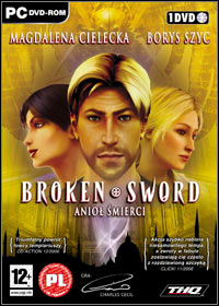 Broken Sword: Anio� �mierci