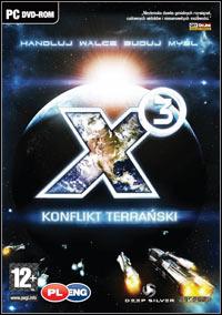 X3 Konflikt Terrański