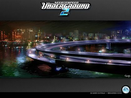 Need for speed underground 2 wallpaper wallpaper 17 - Need for speed underground 1 wallpaper ...