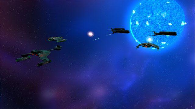 Star Trek Armada ii Game Mod