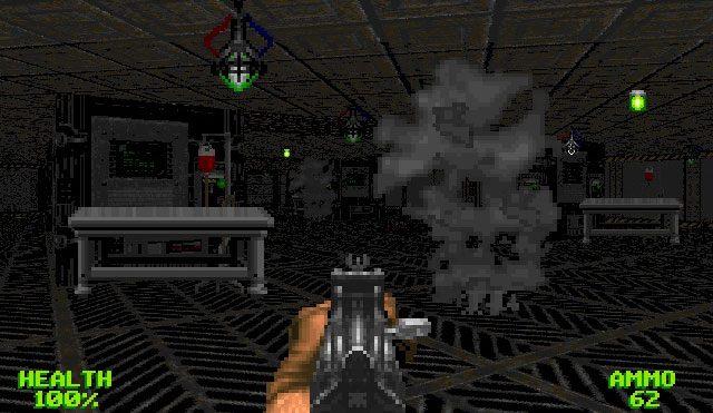 3D-модель Wolfenstein 3D Krucible