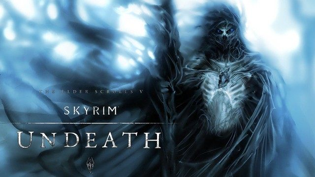 The Elder Scrolls V: Skyrim mod Undeath v.1.3
