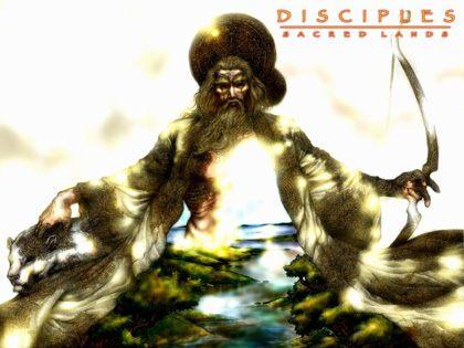 Disciples: Sacred Lands tapeta Tapeta #2