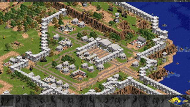 Age of Empires: The Rise of Rome mod UPatch HD v.1.1