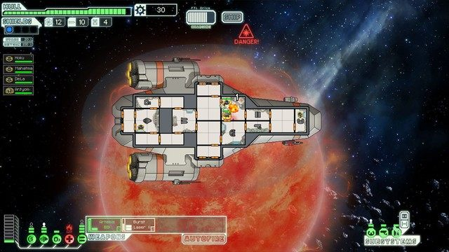FTL: Faster Than Light mod Better Planets and Backgrounds (1.3.1)