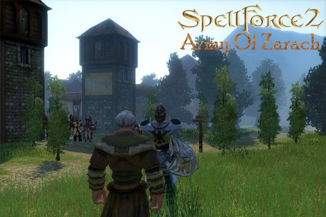SpellForce 2: Władca Smoków mod Spellforce 2: Army Of Zarach v.3.0