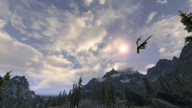 The Elder Scrolls V: Skyrim mod Climates Of Tamriel  v.311