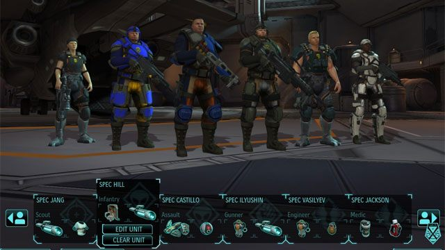 XCOM: Enemy Unknown mod The Long War v.3.0b9a