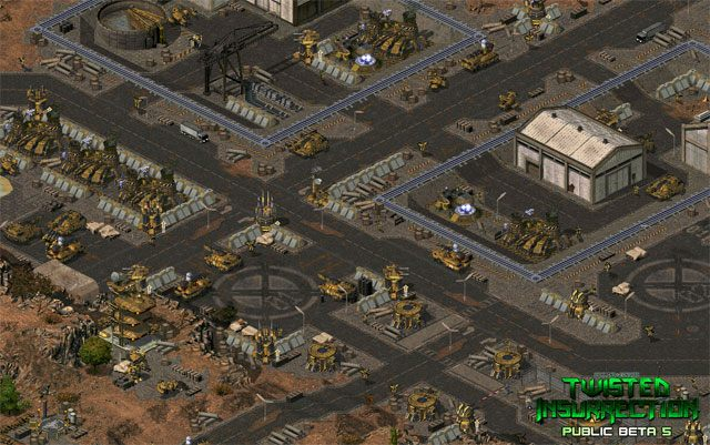 Command & Conquer: Tiberian Sun mod Twisted Insurrection v.beta 5