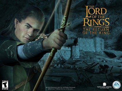 Lord Of The Ring Cda
