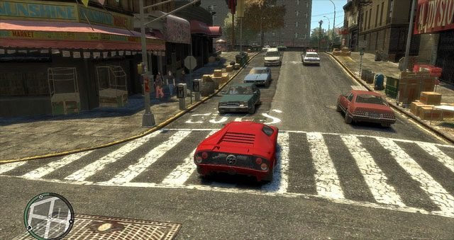 Grand Theft Auto IV mod Ultimate Textures v.2.0
