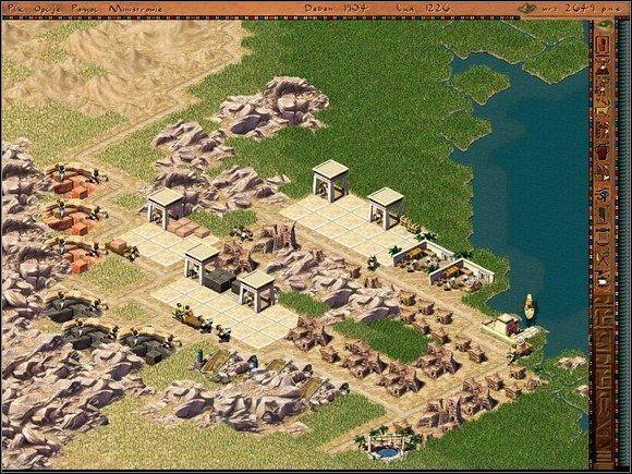 Jednak by tego dokonać, trzeba najpierw dotrzeć do zachodniej części mapy - Abu (misja 8 - wersja pokojowa) - Misje - Faraon - poradnik do gry